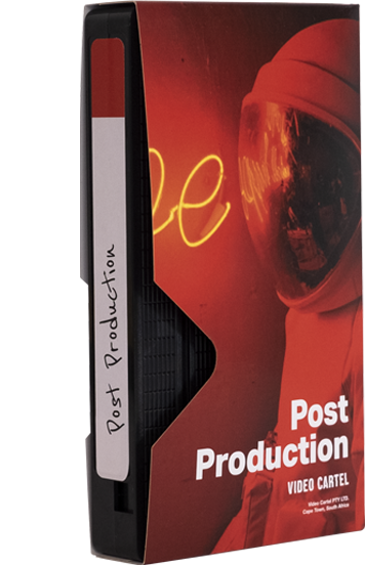 The Video Cartel - Post Production